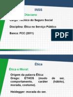 Sgc Inss 2014 Tecnico Etica Servico Publico 01 a 04