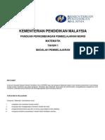 Pppm Matematik Ld Tahun 1_edited
