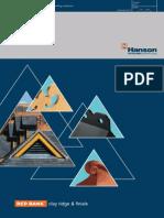Ridge Tile Finials Brochure