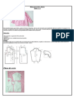 Blusa Para Niña 1 y 2