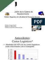 Diagnóstico Transporte