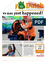 The Daily Dutch International #14 from Vancouver | 02/24/10