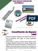Principios Basicos de La Constitucion Politica de La Republica de Guatemala Legales