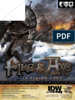 Fire and Axe Web Rules