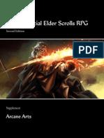 UESRPG 2e Supplement - Arcane Arts (v1.01)