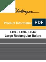 Lg Rectangular Balers