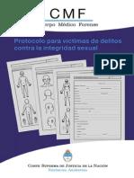 Protocolo Para Víctimas de Delitos Contra La Integridad Sexual