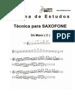 Lander Tecnicas para saxofone