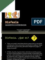 Disfasia