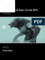 UESRPG 2e Supplement - Dark Paths (v1.01)
