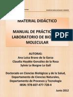 Manual de Prácticas de BM