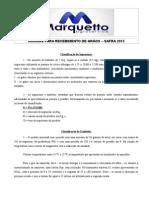 Normas RESUMO IMPUREZA E UMIDADE.doc