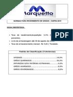 TABELAS RECEBIMENTO SAFRA 2015.pdf
