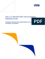 Visa Merchant Chip Acceptance Readiness Guide