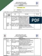 Plan de Mejora 2o A 2014-15