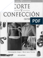 13.- Corte y Confeccion - Curso Facil