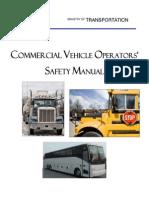 CVO Safety Manual