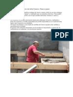 Como Fabricar Horno de Leña Casero Paso a Paso