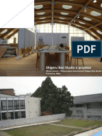 Shigeru Ban Studio e Projetos