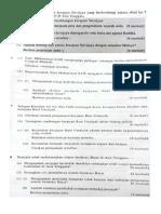 SPM Ulangan Sejarah k2 k3 2015