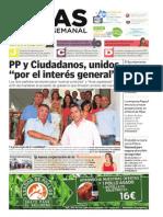 Mijas Semanal Nº646 Del 7 al 13 de agosto de 2015