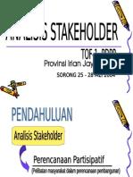 Materi 13 (Analisis Stakeholders)