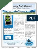 Alkaline Body Balance eBook