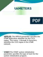 Sit Parameters Ppt