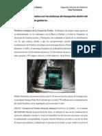 Segundo Informe de Gobierno (Analisis)