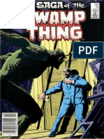 The Saga of the Swamp Thing 21