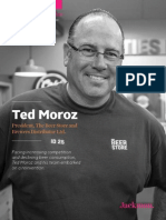 Reinvention Insights, Ted Moroz