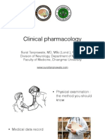 CLinical exam for pharmacist