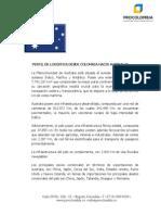 Perfil de Logistica Desde Colombia Hacia Australia