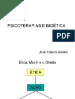 Bioética e Psicoterapias
