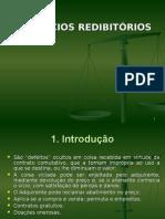 9 - 9 Aula - Dos Vicios Redibitorios.ppt