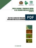 Guia Del Procesador de Inventarios Forestales