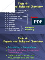 Notes Lecture - Introduction to Hydrocarbons