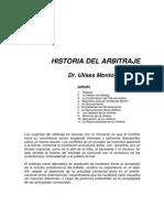 Arbitraje Ulises Montoya