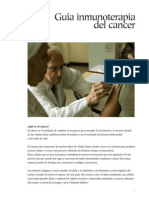 Inmunoterapia Del Cancer