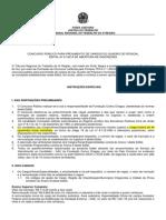 Edital Trt 4ª Região Rio Grande Do Sul 2015