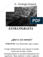 Estratigrafia Geologia