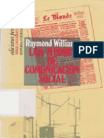 Williams Raymond - Los Medios de Comunicacion Social