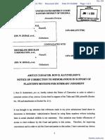 Tafas v. Dudas et al - Document No. 234