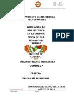 Lineamiento para la Operaci+¦n y Acreditaci+¦n de la Residencia Profesional