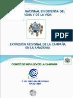 Foro Agua, Biodiversidad y Ecosistemas Acuáticos