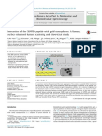 Interaction of the CLPFFD peptide with gold nanospheres. A Raman, surface enhanced Raman scattering and theoretical study.pdf
