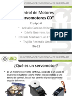 Servomoteres CD