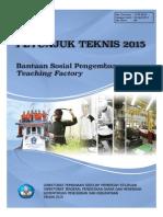 Juknis Bantuan Teaching Factory