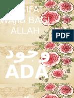 20 SIFAT WAJIB BAGI ALLAH.pptx