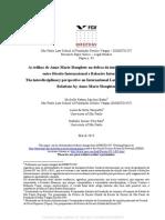 As trilhas de Anne-Marie Slaughter na defesa da interdisciplinaridade entre Direito Internacional e Relações Internacionais.pdf